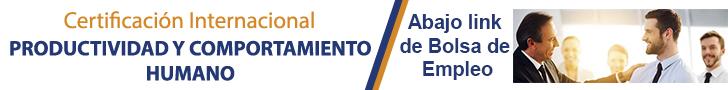 Certificación Internacional Performia Ecuador